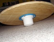 Today Fitness How To Make A Wobble Board